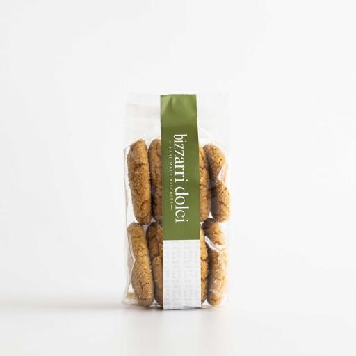 Bizzarri Dolci - Ginger Spice Biscuits