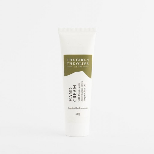 The Girl & the Olive Hand Cream