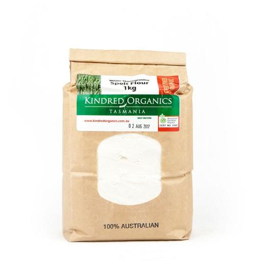 Kindred Organics Spelt White Flour