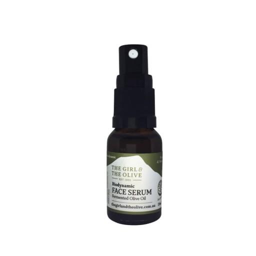 Biodynamic Fermented Olive Oil Serum