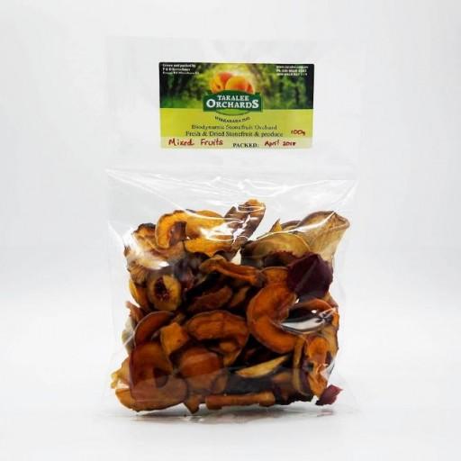 Taralee Solar Dried Biodynanic Fruit Medley 100g