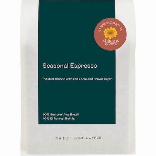 Market Lane Coffee - Seasonal Espresso Blend
