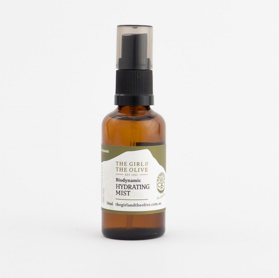 Image of The Girl & the Olive Biodynamic Hydrating Mist