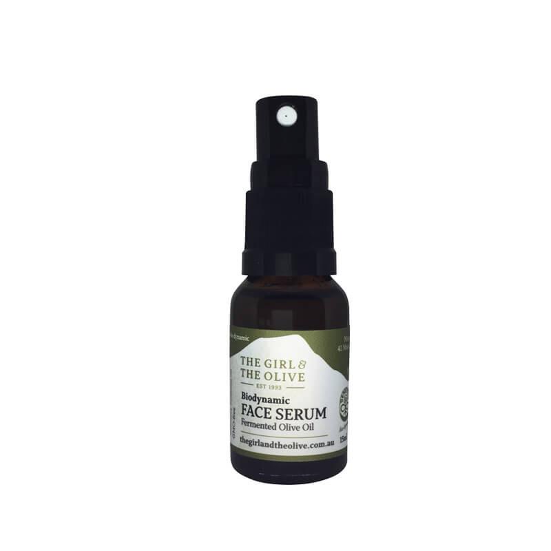 Image of Biodynamic Fermented Olive Oil Serum