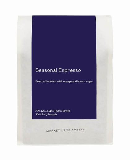 Image of Market Lane Coffee - Seasonal Espresso Blend
